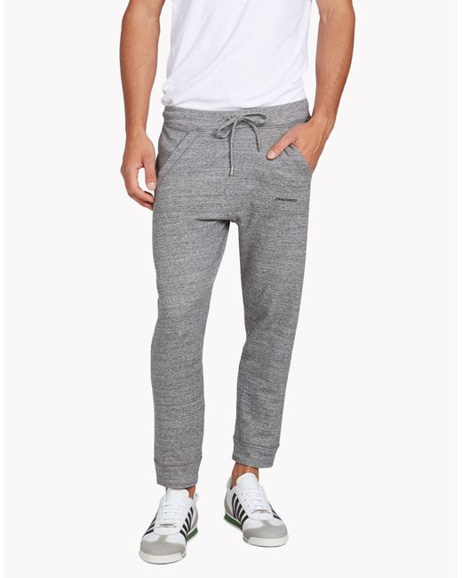 DSquared² | Gray Dean Fit Pants for Men | Lyst