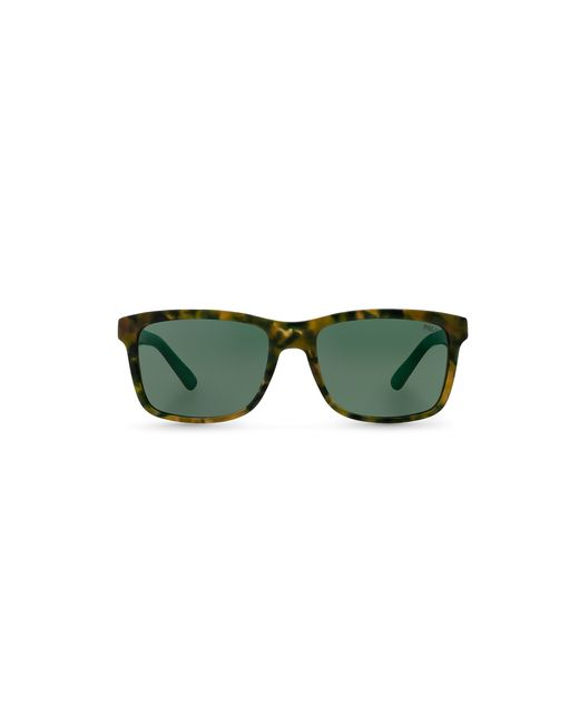 Polo Ralph Lauren | Brown Square Sunglasses for Men | Lyst