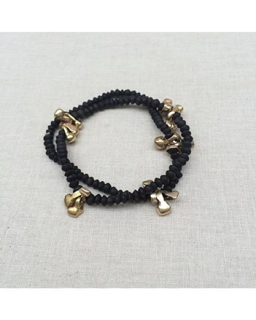 How Much Are Charm Bracelets: Botticelli's Niece Much Ado About Mulay Bracelet Set In