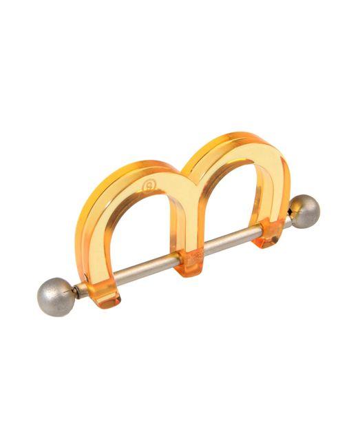 MM6 by Maison Martin Margiela | Orange Ring | Lyst