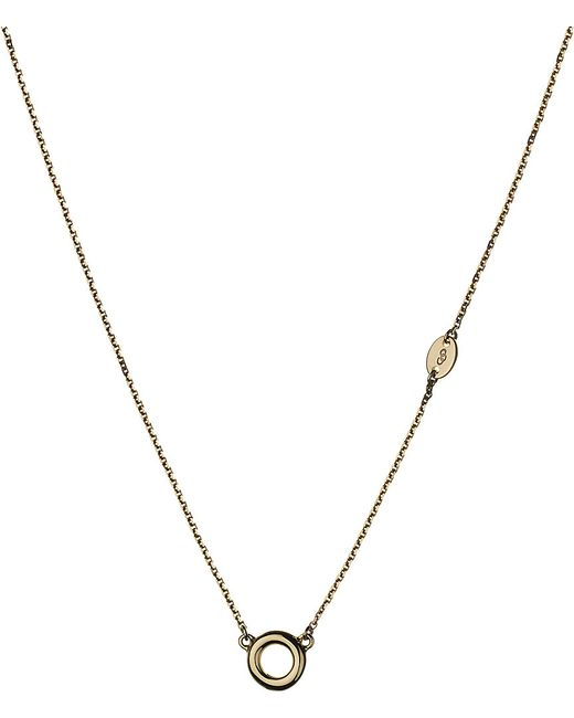 Links of London | Metallic Sweetie Essence 18ct Gold-plated Necklace | Lyst