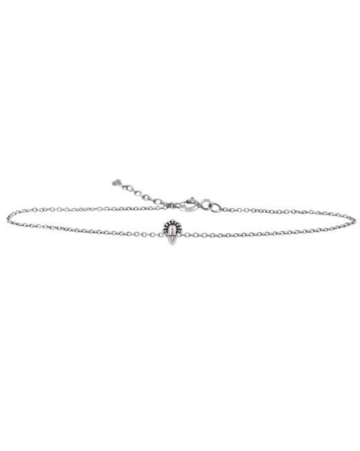 Lee Renee | Metallic Tiny Voodoo Ghede Bracelet Silver | Lyst