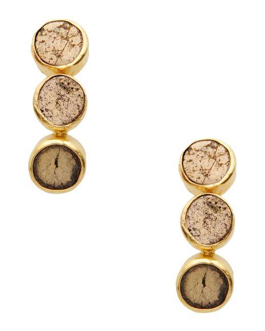 First People First | Metallic Earrings | Lyst