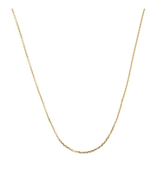 Links of London | Metallic Gold Cable Chain | Lyst