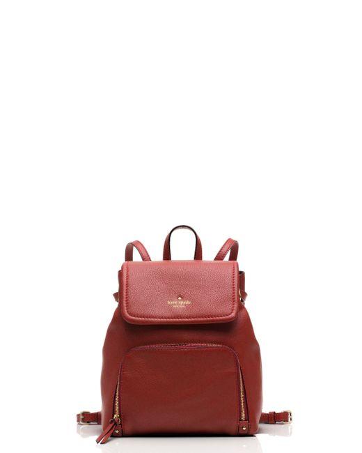 Kate Spade | Black Charley Backpack | Lyst