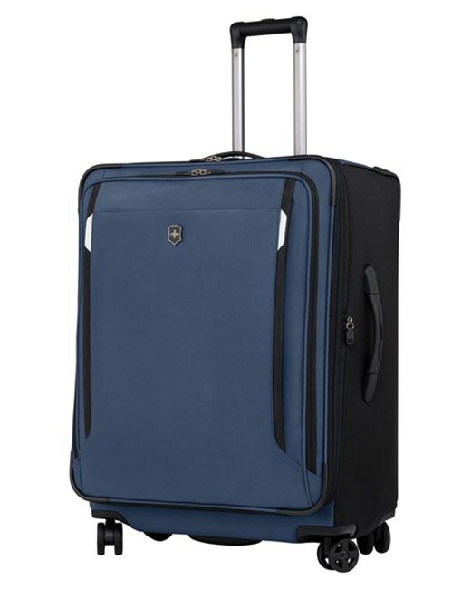 Victorinox | Blue Victorinox Swiss Army 'wt 5.0' Dual Caster Wheeled Packing Case for Men | Lyst