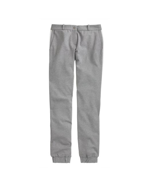 J.Crew | Gray Public School Scarlet Sweatpant | Lyst