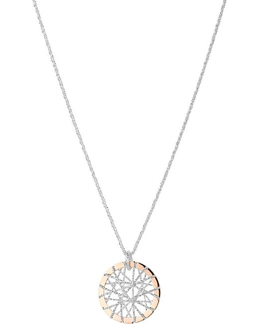 Links of London | Metallic Dream Catcher Rose Gold Pendant | Lyst