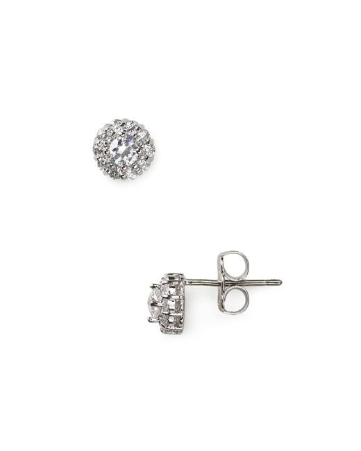 Nadri | Metallic Stud Earrings | Lyst