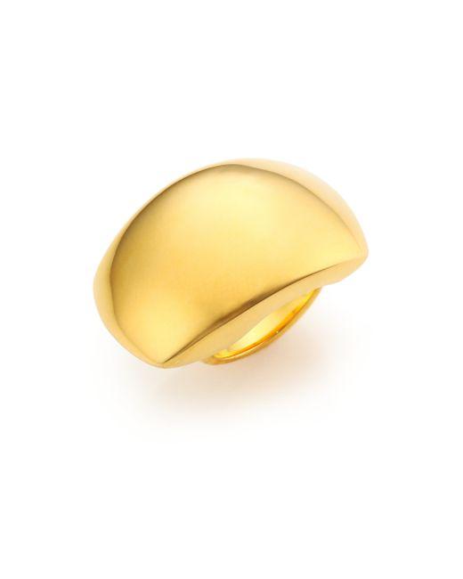 Maiyet | Metallic Signature Sculpt Ring | Lyst