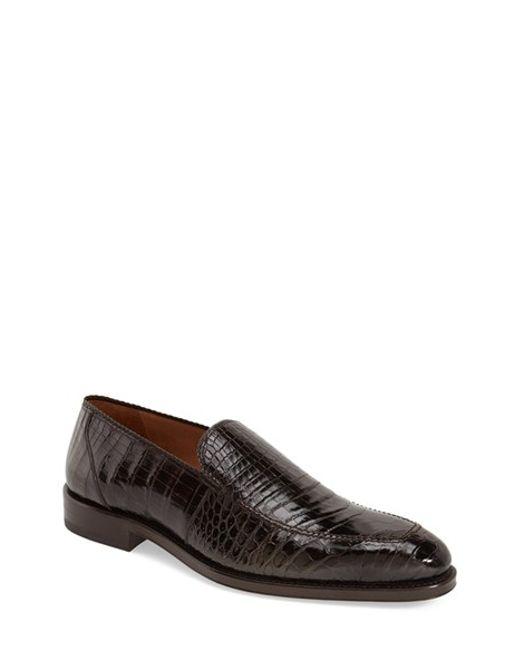 Mezlan | Brown 'budapest' Loafer for Men | Lyst