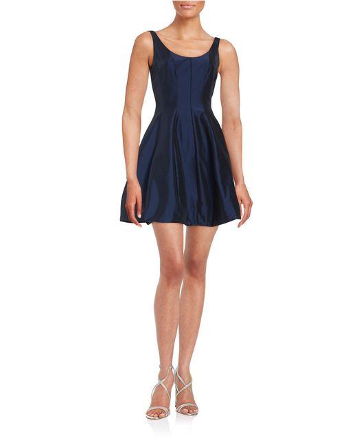 Galerry kimbriella flared dress