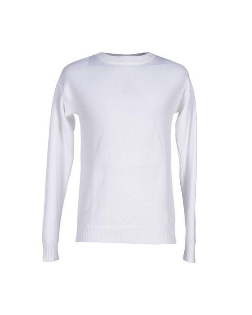 Le Mont St Michel | White Sweater for Men | Lyst