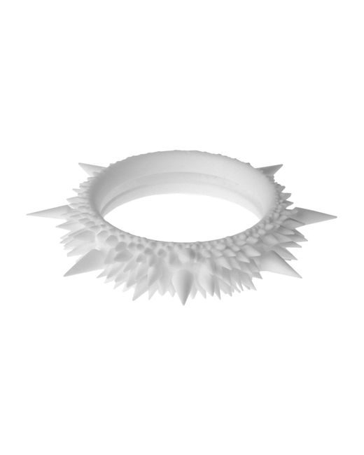 MM6 by Maison Martin Margiela | White Bracelet | Lyst
