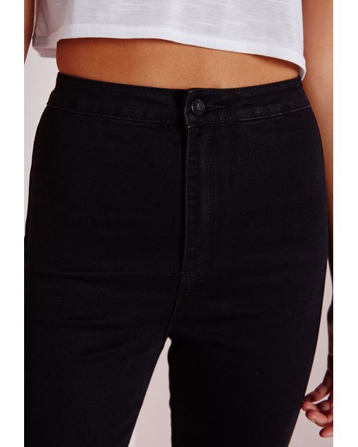 High Waisted Jeans. Behold, our heavenly high waist jeans. The ultimate feel-good-look-great jean that makes bottoms peachy, tummies flat and legs go on for days. Top of our tall high waisted jeans? It has to be the Powerstretch with its *unbelievable* hold, stretch and recovery. And oodles of colours too.
