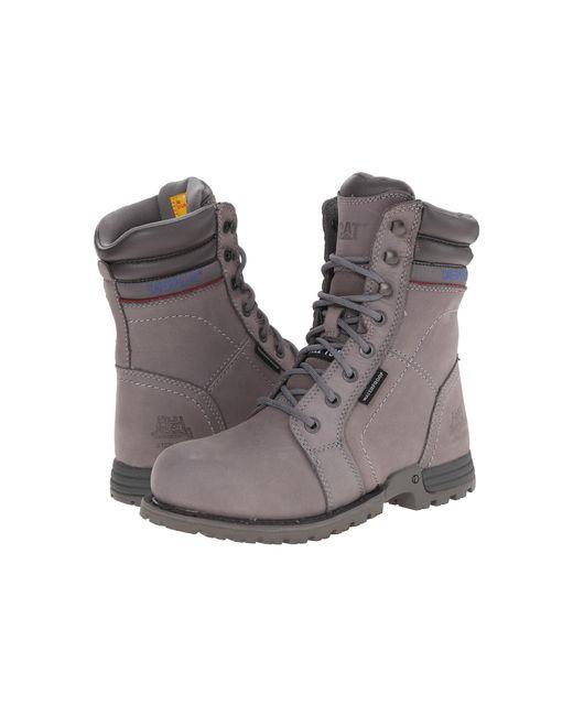 Caterpillar | Gray Echo Waterproof Steel Toe | Lyst