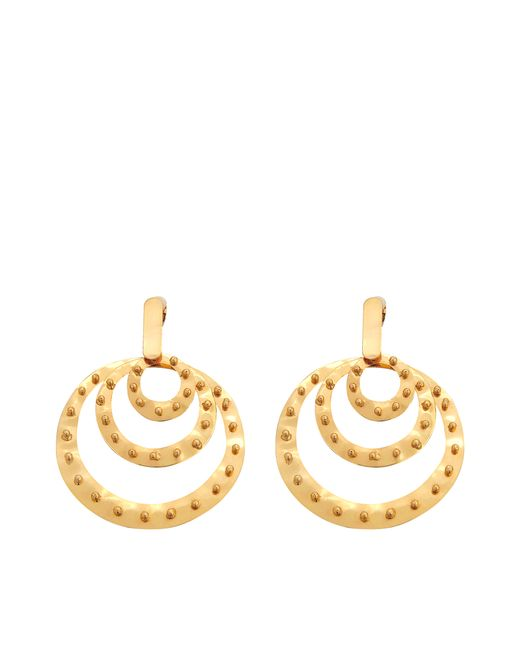Sylvia Toledano | Metallic Massai Gold Earrings | Lyst