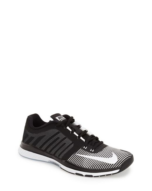 Nike | Gray 'zoom Speed Tr 2015' Training Shoe for Men | Lyst