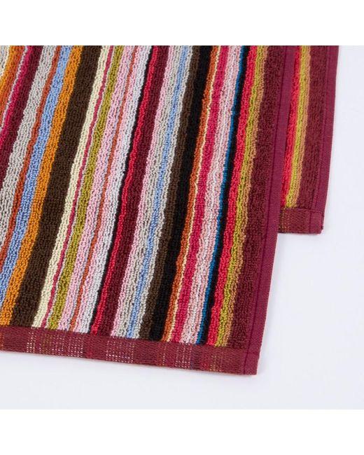 Ralph Lauren Mens Beach Towel: Paul Smith Men's Signature Stripe Beach Towel In