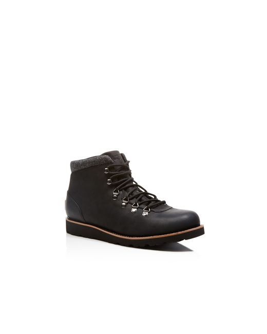UGG | Black ® Boysen Tl Waterproof Boots for Men | Lyst
