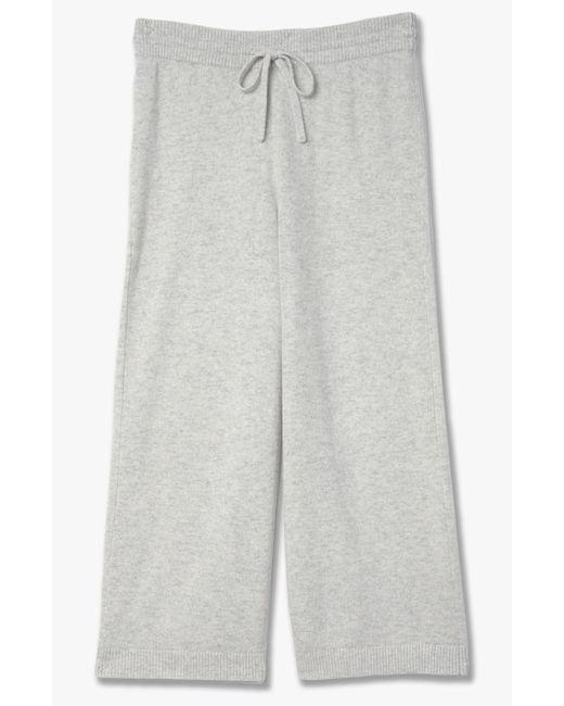 Derek Lam | Gray Wide Leg Pant | Lyst