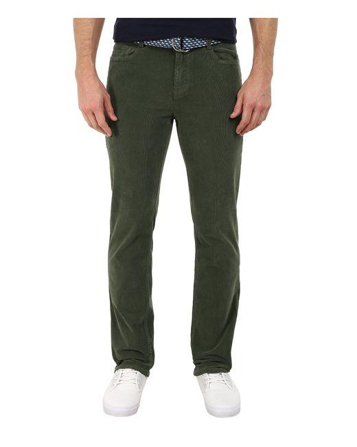 Vineyard Vines   Green Five-pocket Cord Pants for Men   Lyst