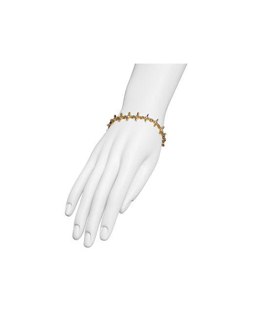 Marc By Marc Jacobs | Metallic Wingnut Delicate Bracelet | Lyst