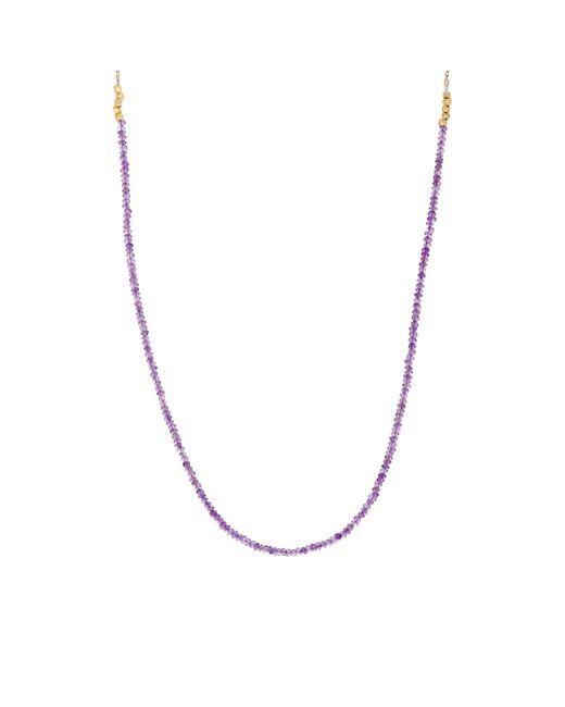 Sonya Renee Jewelry | Purple Eve Necklace | Lyst