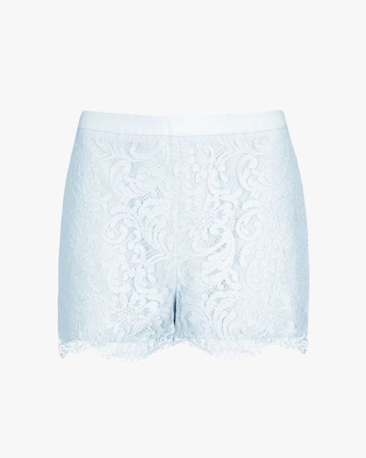 Ted Baker | Blue Lace Shorts | Lyst