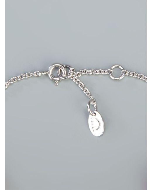 Delfina Delettrez   Metallic 'five Lips' Bracelet   Lyst