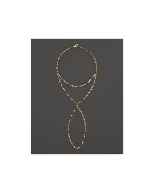 Lana Jewelry | Metallic 14k Yellow Gold Mystiq Wrist Lariat | Lyst