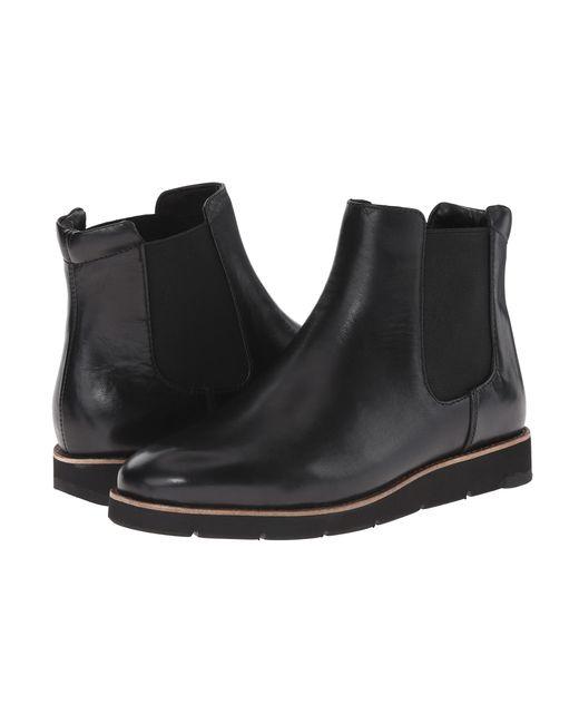Johnston & Murphy | Black Bree Gore Ankle Boot | Lyst