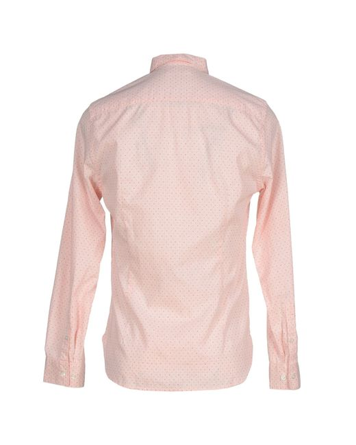 C P Company | Pink Shirt for Men | Lyst
