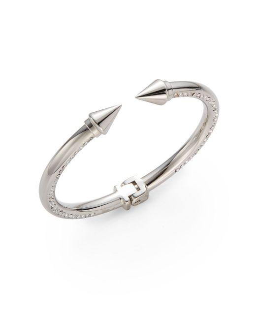 Vita Fede | Metallic Mini Titan Surf Bracelet/silvertone | Lyst