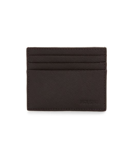 Jack Spade | Brown Barrow Leather Card Case for Men | Lyst