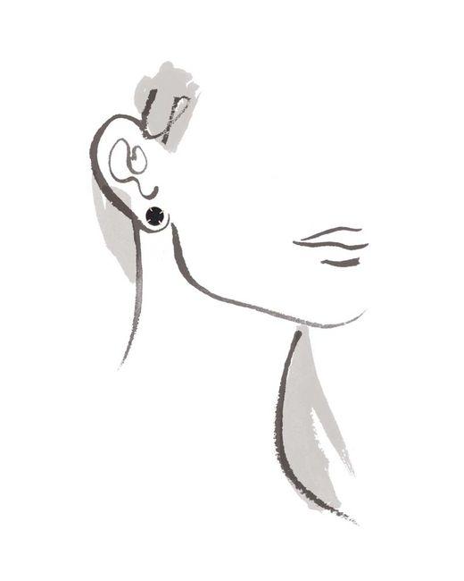 Melissa Joy Manning | Large Black Druzy Stud Earrings | Lyst