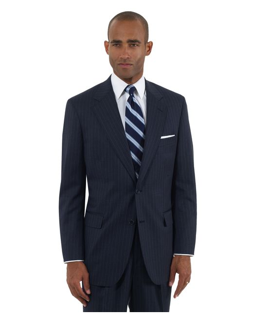 Brooks Brothers | Blue Madison Two-button 1818 Suit for Men | Lyst