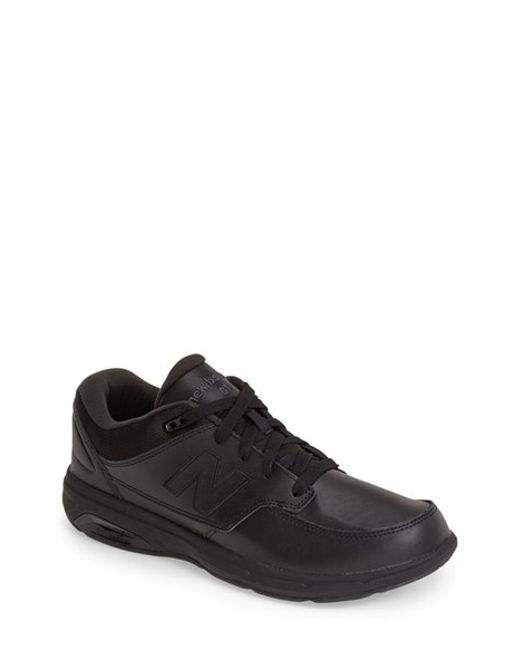 New Balance | Black '813' Walking Shoe for Men | Lyst