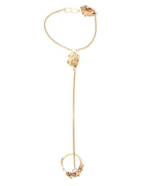 Imogen Belfield | Metallic Zatanna Slave Bracelet | Lyst