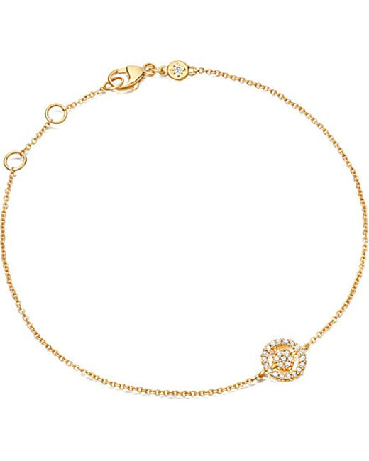 Astley Clarke | Metallic Mini Icon Aura Bracelet | Lyst