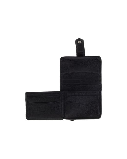 Brighton | Black Bellisimo Heart Small Wallet | Lyst
