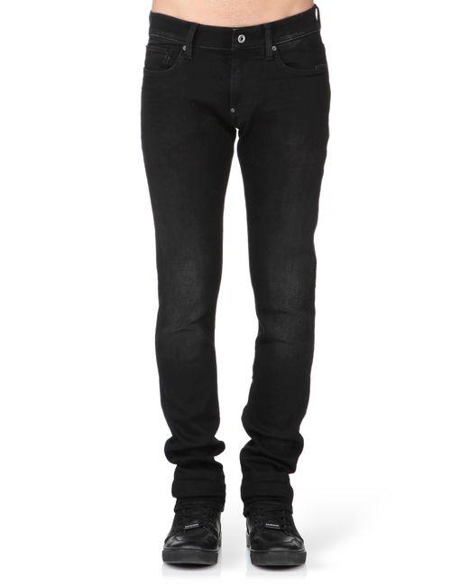 G-Star RAW   Black G Star Jeans 5620 3d Super Slim Dark Aged for Men   Lyst