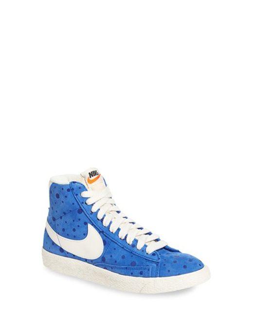 Nike blazer hoge vintage blauwe roshe run 38 - Blauwe agency ...