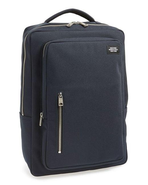 Jack Spade | Blue Nylon Cargo Backpack for Men | Lyst