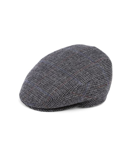 Saks Fifth Avenue | Gray Ivy Flap Cap for Men | Lyst