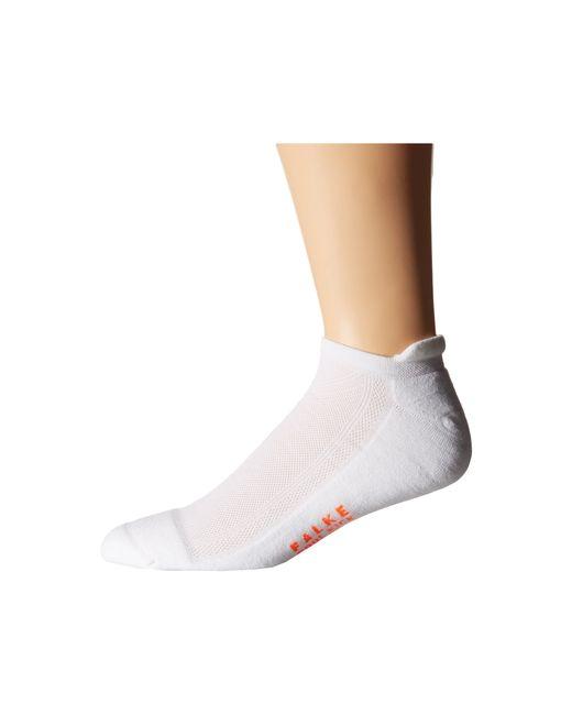 Falke | White Cook Kick Sneaker Socks for Men | Lyst
