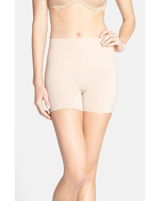 Spanx | Natural Shape My Day Girl Shorts | Lyst