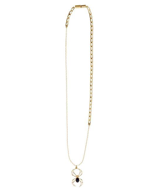 Lanvin | Metallic Necklace for Men | Lyst