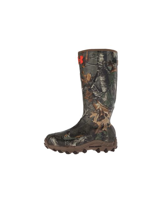 Under Armour   Brown Men's Ua Brow Tine Hunting Boots – 800g   Lyst