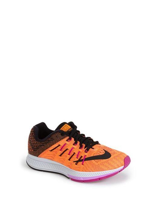 Nike | Black 'Air Zoom Elite 8' Running Shoe | Lyst
